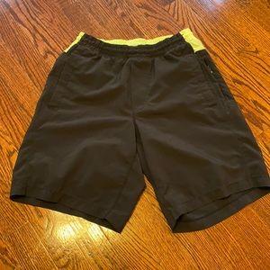 Birddogs Black Extendable Shorts